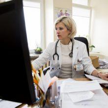 Kauno respublikinei ligoninei vadovauti pradėjo D. Žaliaduonytė
