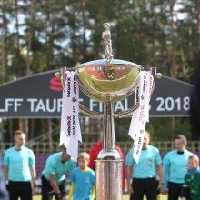 Pasaulio čempionato egzaminams rengsis ne tik Lietuvos arenose