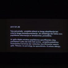 """Festivalis """"Kaunas mene"""": žaidimas be priežasties"""