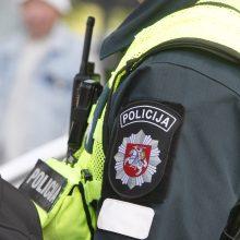 Policijos operacija baigėsi pavojingu kaskadiniu triuku