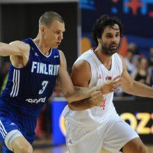 Vienas Serbijos ekipos lyderių M. Teodosičius <span style=color:red;>(dešinėje)</span>