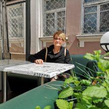 Psichodramos ekspertė V. Lipskytė: pakvieskite į kelionę savo širdį