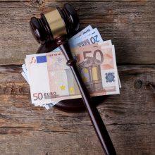 Sutuoktinių pora ir jų bendrininkas bus teisiami dėl 327 tūkst. eurų nesumokėtų mokesčių