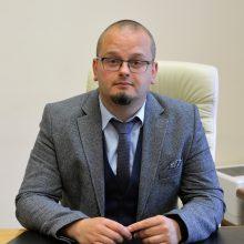 R. Šimašiaus atstovu spaudai taps K. Vaitkevičius