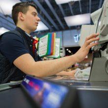 """Praėjusiais metais """"Maxima"""" parengė per 530 naujų darbuotojų"""