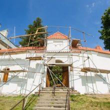 Kauno centre atgimsta šalies pasididžiavimo vertas vienuolyno kompleksas