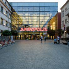 """Kauno """"Akropolyje"""" vėl veikia kino teatras """"Forum Cinemas"""""""
