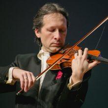 Į Raudondvario dvarą – pasiklausyti maestro V. Čepinskio