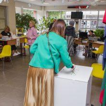 Vienoje Kauno rinkimų apylinkėje neužskaitytas kas vienuoliktas biuletenis