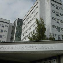 Respublikinėje Panevėžio ligoninėje į darbą po 14 d. karantino grįžo 23 medikai