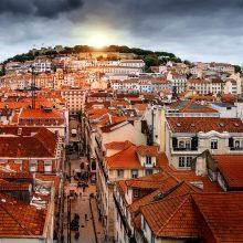 Prezidentė pasveikino Portugaliją nacionalinės dienos proga