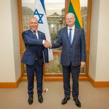 Premjeras: Vyriausybė ir toliau daug dėmesio skirs žydų paveldui