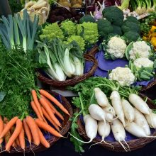 Tikrino prekiautojus daržovėmis ir vaisiais: daugelyje vietų – pažeidimai