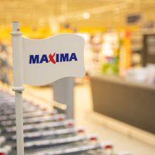 """""""Maximos"""" darbuotojų premijų fondas išaugęs beveik trečdaliu"""
