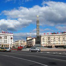 ES: žmogaus teisių padėtis Baltarusijoje nepagerėjo
