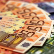 9 tūkst. įmonių automatiškai skirta dar 28 mln. eurų