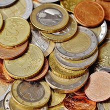 Euro zonos šalys ir 2019-aisiais gausiai kaldins euro monetas