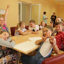 Kauno rajone išaugo neformalaus vaikų ugdymo poreikis