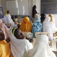 Nigerijoje iš mokyklos pagrobta šimtai mergaičių