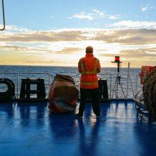 Priimami jūrininkų dokumentų pakeitimai