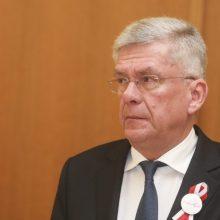 Į Vilnių atvyksta Lenkijos Senato pirmininkas