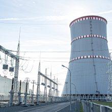 Branduolinis kuras į Astravo AE bus įvežtas jau rudenį
