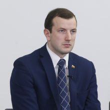 Su EK vadove susitikęs V. Sinkevičius: portfelis gali paaiškėti rugsėjį