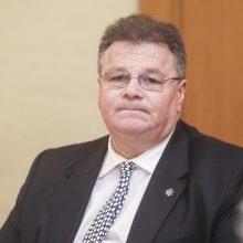 L. Linkevičius: Baltarusijos opozicionierių laiškas G. Nausėdai yra įprastas dalykas
