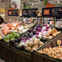 Lietuviai labiausiai vertina vietines daržoves, kepinius ir pieno produktus