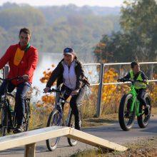 """""""CityBee"""" su dviračiais ir paspirtukais žengia į Kauno rajoną"""