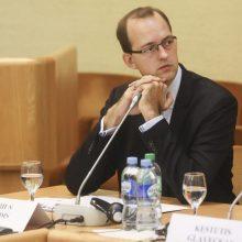 M. Skuodis: matome didelį ES ir Kinijos bendradarbiavimo potencialą