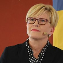 I. Šimonytė: nuo kreipimosi į TVF Lietuvą išgelbėjo nebankrutavę bankai