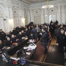 Sausio 13-osios byla: buvę sovietų pareigūnai už akių nuteisti dėl karo nusikaltimų