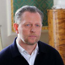 Vilniuje pristatytas dingusiu laikytas J. Rustemo paveikslas