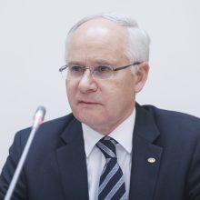A. Monkevičius žada spręsti dėl pavaldžių įstaigų vadovų tinkamumo dirbti