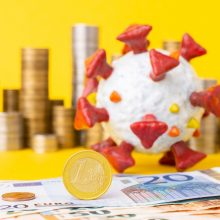 Europos Komisija sumažino 2021 m. ekonomikos augimo prognozę