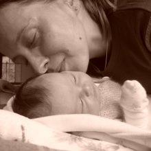 Aštuonių vaikų mama: didelei šeimai reikia ir didelės meilės, ir didelės drąsos