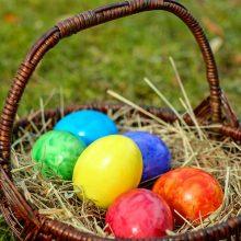 Lietuviai jau kaupia kiaušinių atsargas Velykoms