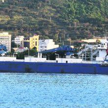 Jūrininkai skęsta pandemijos biurokratijos liūne