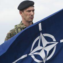 Estijoje prasidėjo oro ir sausumos pajėgų NATO pratybos