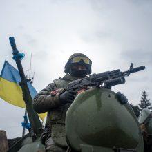 Ukrainos vicepremjeras: karas su Rusija baigsis tik sugrąžinus Krymą