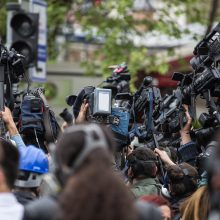Tyrimas: pandemija padidino pasitikėjimą žiniasklaida
