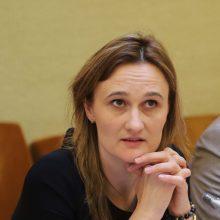 V. Čmilytė-Nielsen: pirmalaikiai rinkimai tampa vienintele racionalia išeitimi