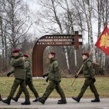 Vilniuje bus palaidotas paskutinis Lietuvos partizanas