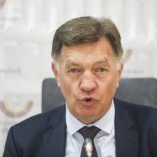 Lietuvai nepavyko blokuoti Rusijos atstovų įgaliojimų Europos Tarybos PA