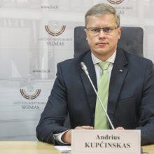 Seime susibūrė Kauno regiono bičiulių grupė