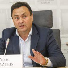 P. Gražulis: Kultūros komitetą keisčiau tik į Žmogaus teisių komitetą