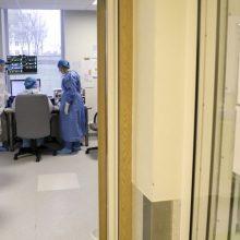 A. Dulkys: ligoninių personalui bus leidžiama trumpinti izoliacijos laiką