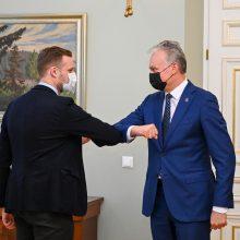 G. Landsbergis: nemaža dalis sprendimų dėl pandemijos valdymo – vykdomosios valdžios rankose