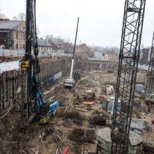 Per metus Vilniuje pastatyta 26 proc. daugiau butų